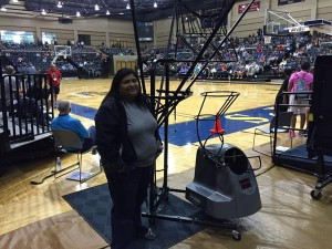 Newest Winner! Dr. Dish Basketball Shooting Machine GiveAway