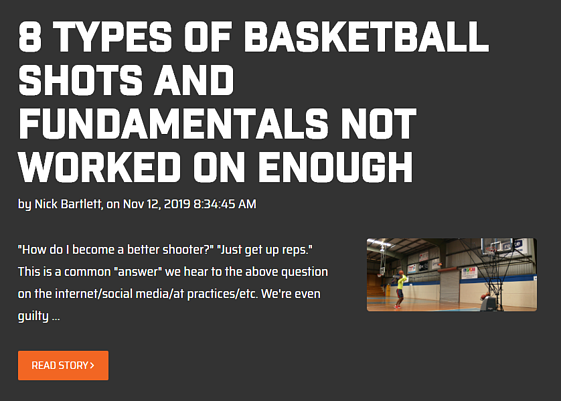 8 Basketball Fundamentals not worked on enough