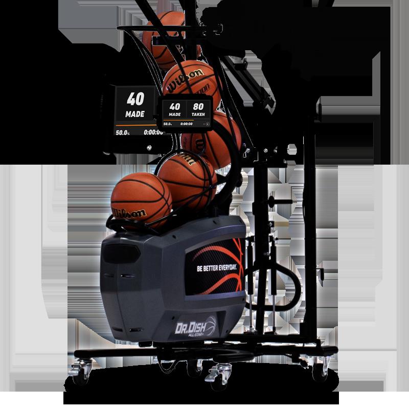 All-Star+ Basketball Shooting Machine