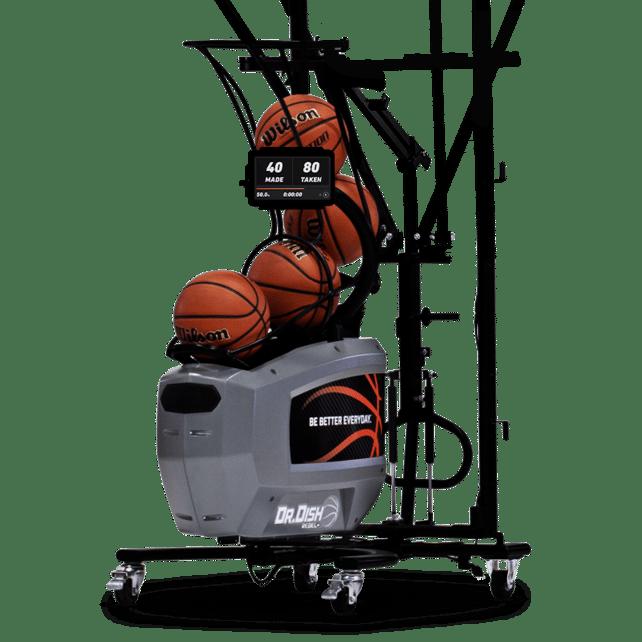 Rebel+ Basketball Shooting Machine