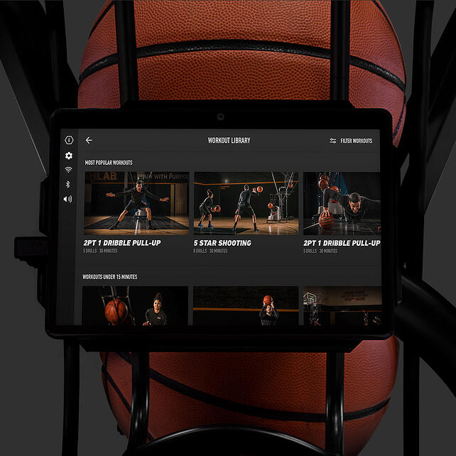 Training Library on Dr. Dish All-Star+