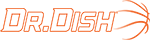Dr. Dish Basketball Logo