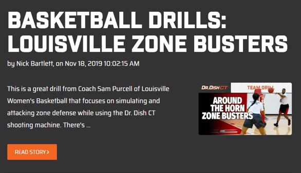 Louisville Zone Busters