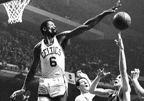 bill russell defense