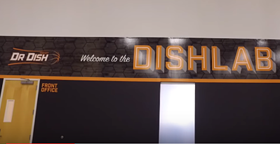Welcome to the Dish Lab - Dr. Dish Basketball Shooting Machine