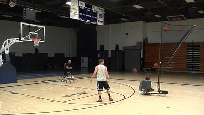 basketball shooting drills game-like dr. dish