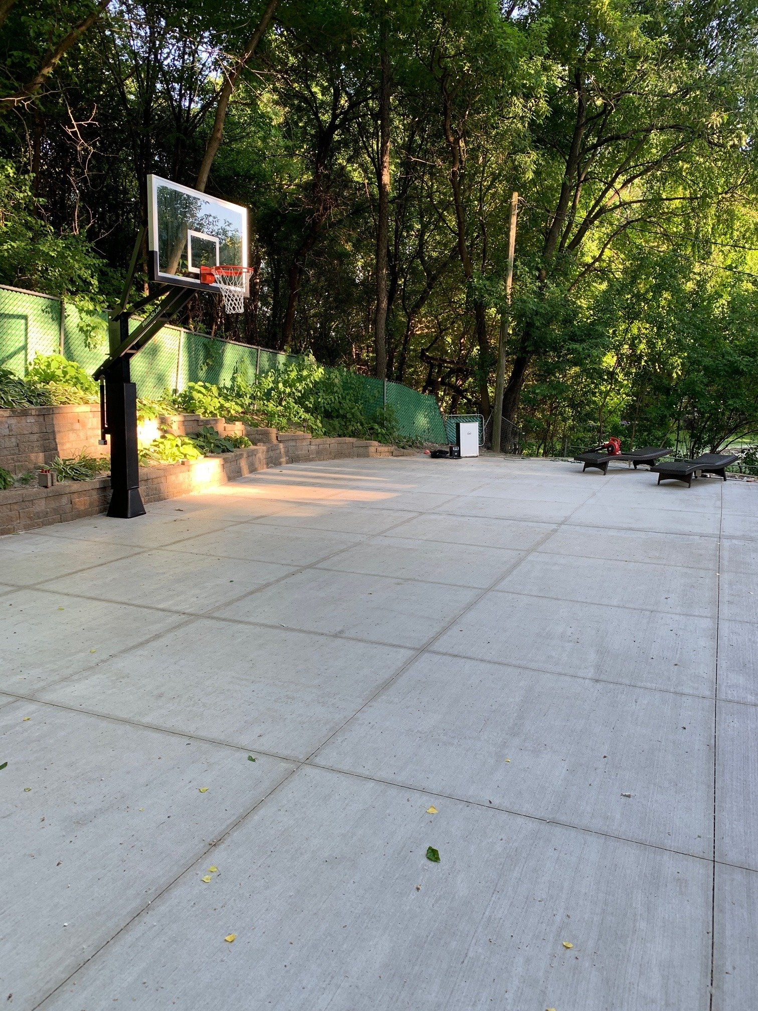 home court