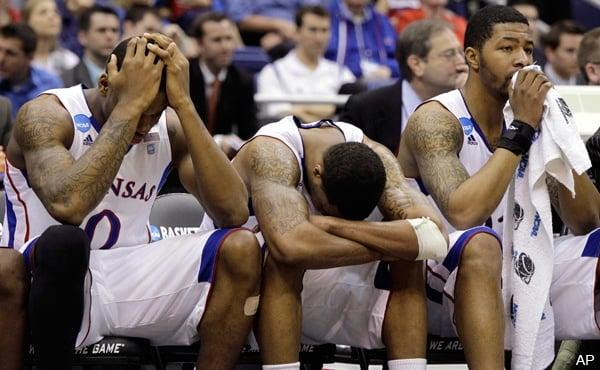 Crushing Loss - Dr. Dish Basketball Shooting Machine Blog