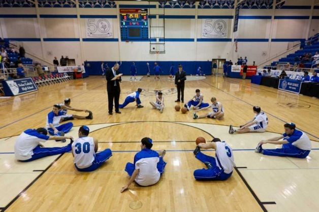 stretching before basketball practice.jpg