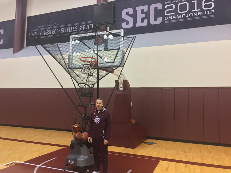texas a&m billy kennedy dr. dish