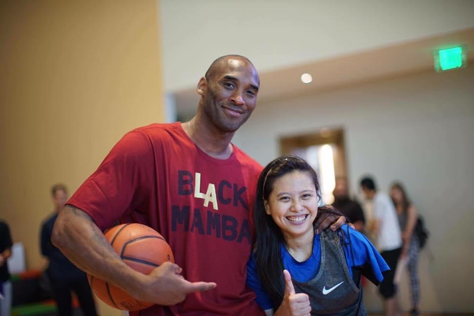One-Armed Mamba Kat Tan Seeks to Inspire Basketball Players Around the World