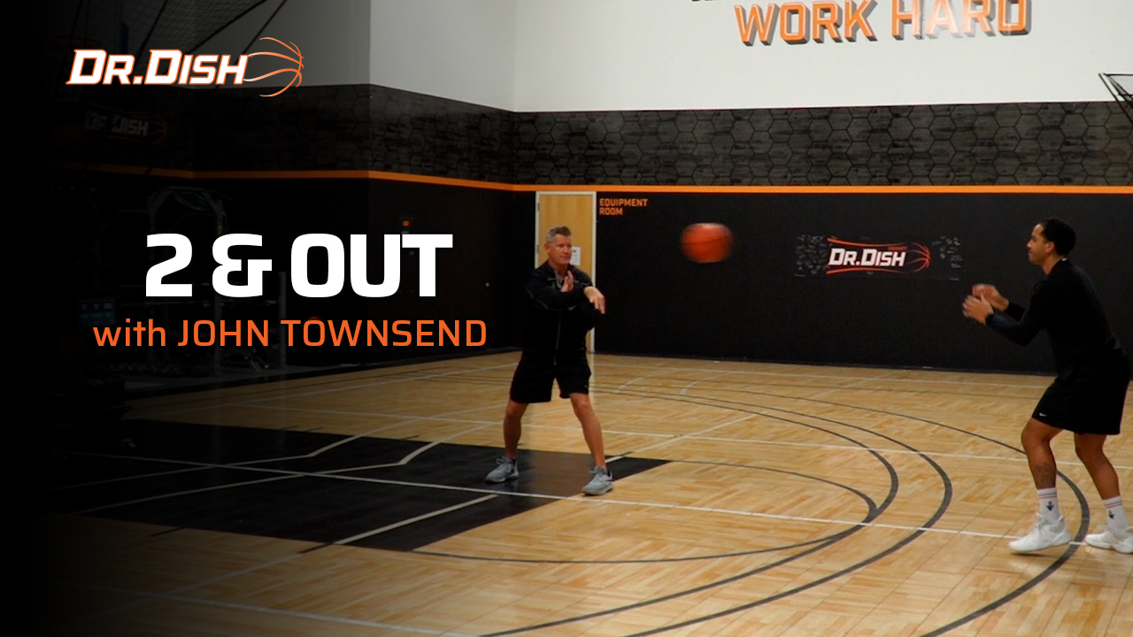 2 & Out Shooting Drill with Coach John Townsend