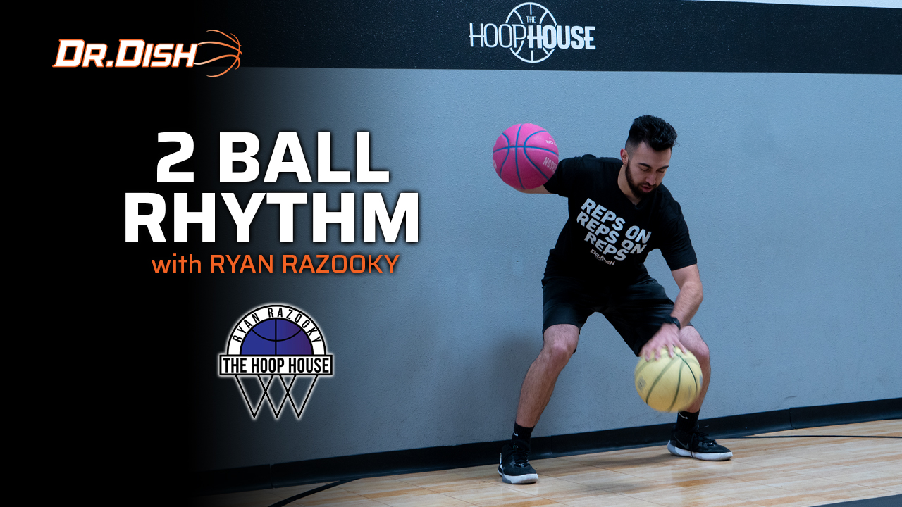Ball Handling Drills: 2 Ball Rhythm with Ryan Razooky