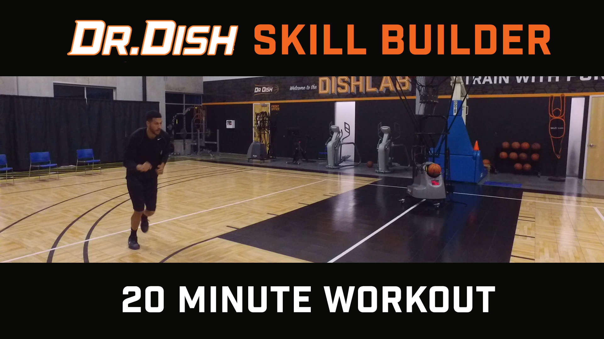 Basketball Drills: 20 Minute Shooting and Conditioning Workout