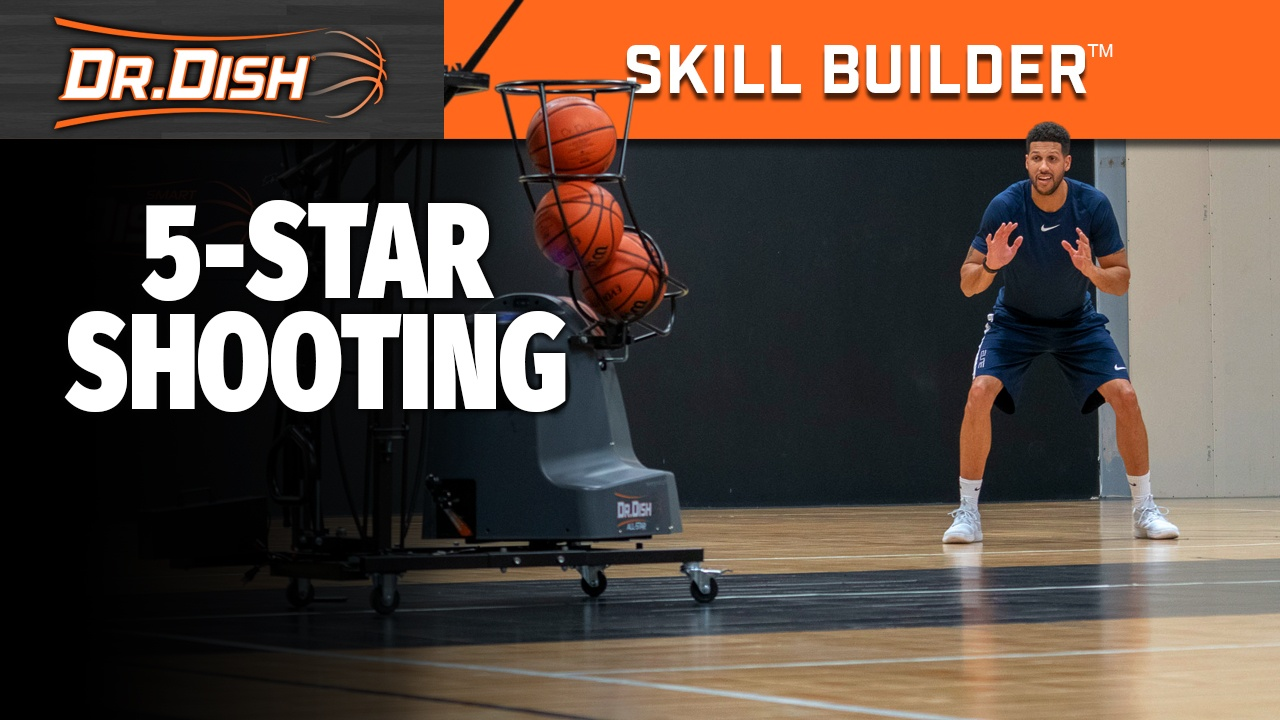 Dr. Dish Skill Builder: 5 Star Pull-Up Workout
