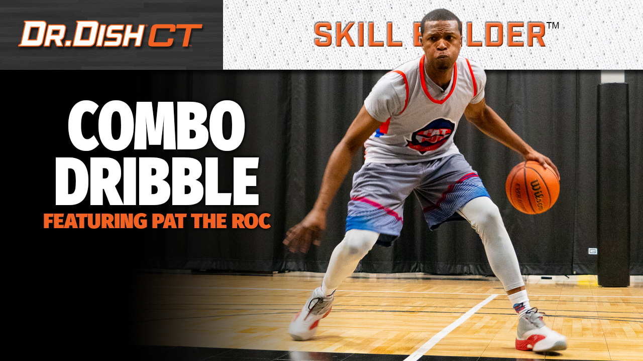 Basketball Workout with Pat the Roc: Combo Move Jumper