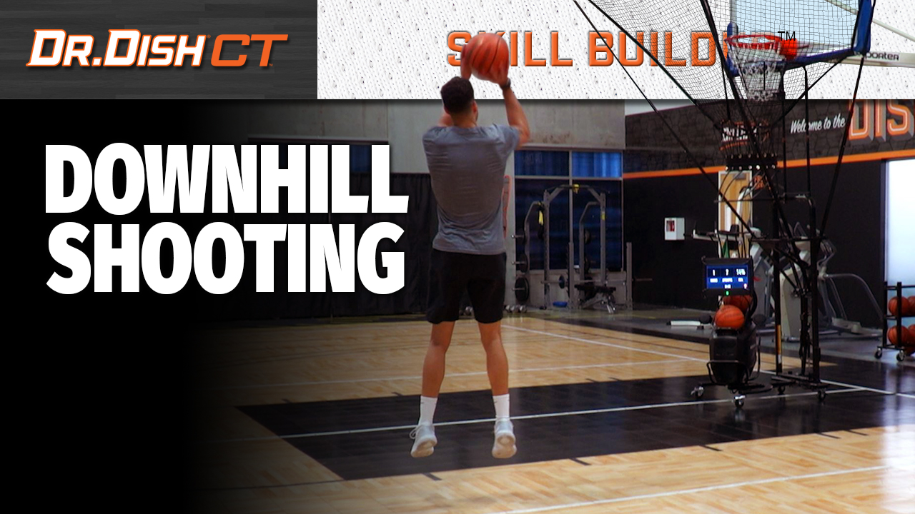 Basketball Workouts: Downhill Shooting