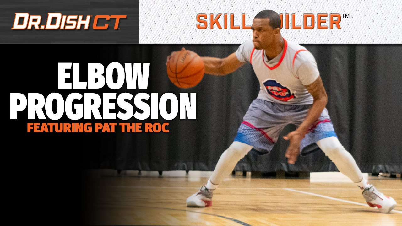 Basketball Drills: Elbow Progression with Pat the Roc