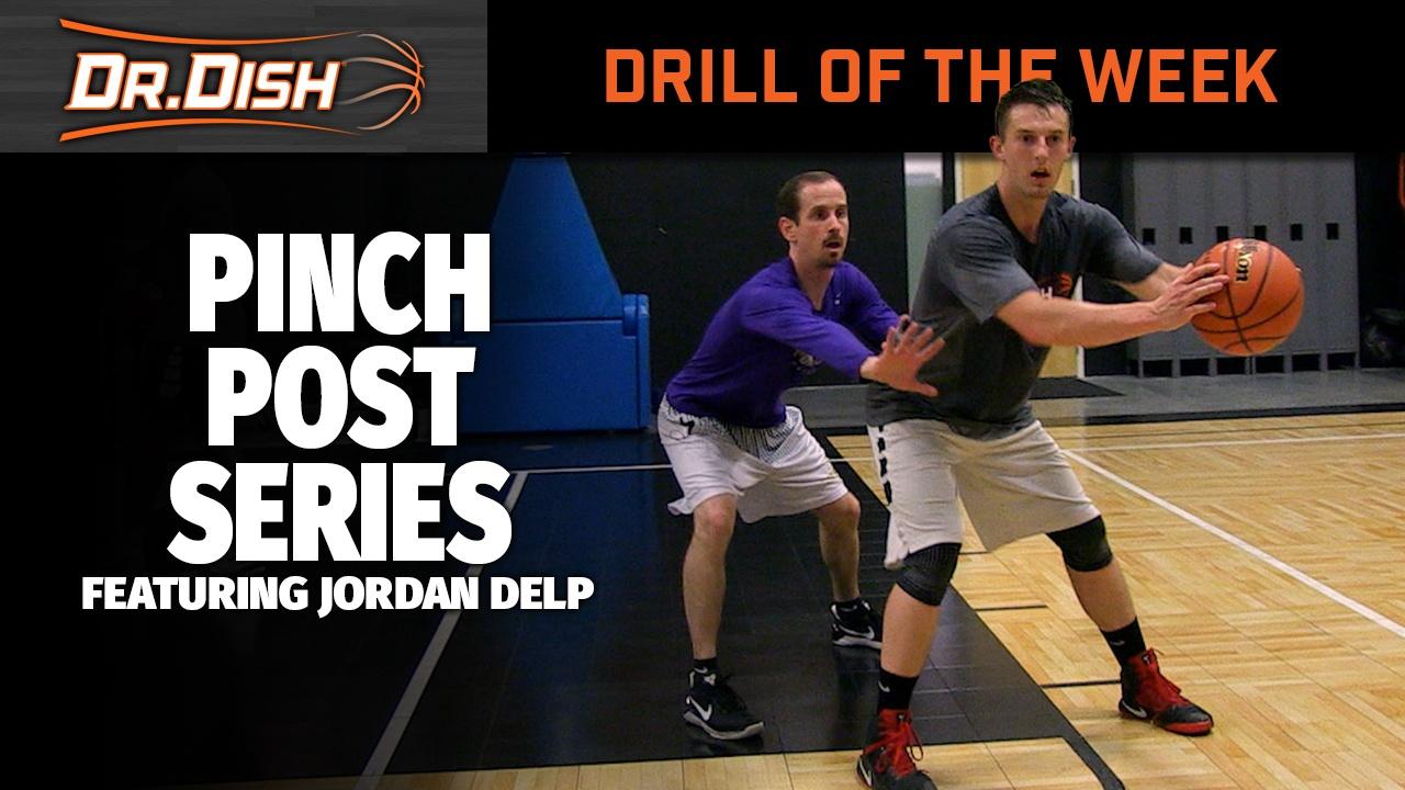 Basketball Drills: Pinch Post Series With Jordan Delp