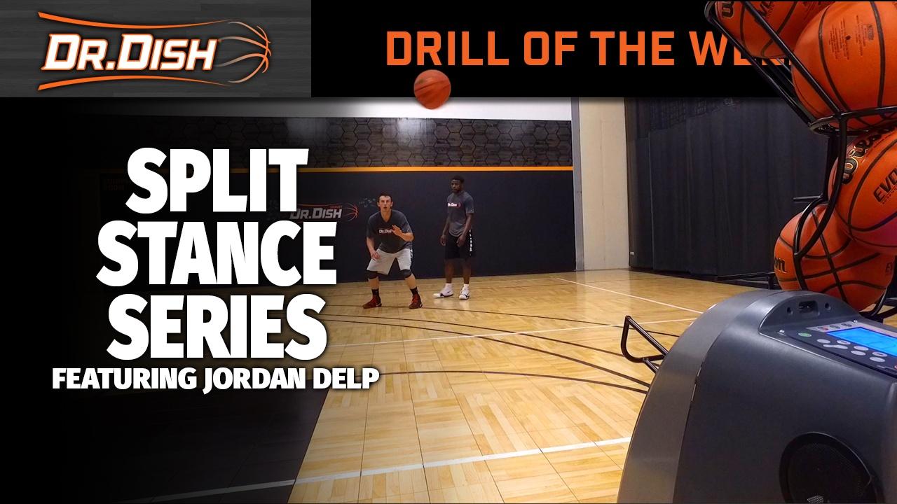 4 Ways to Score off the Catch: Split Stance Series