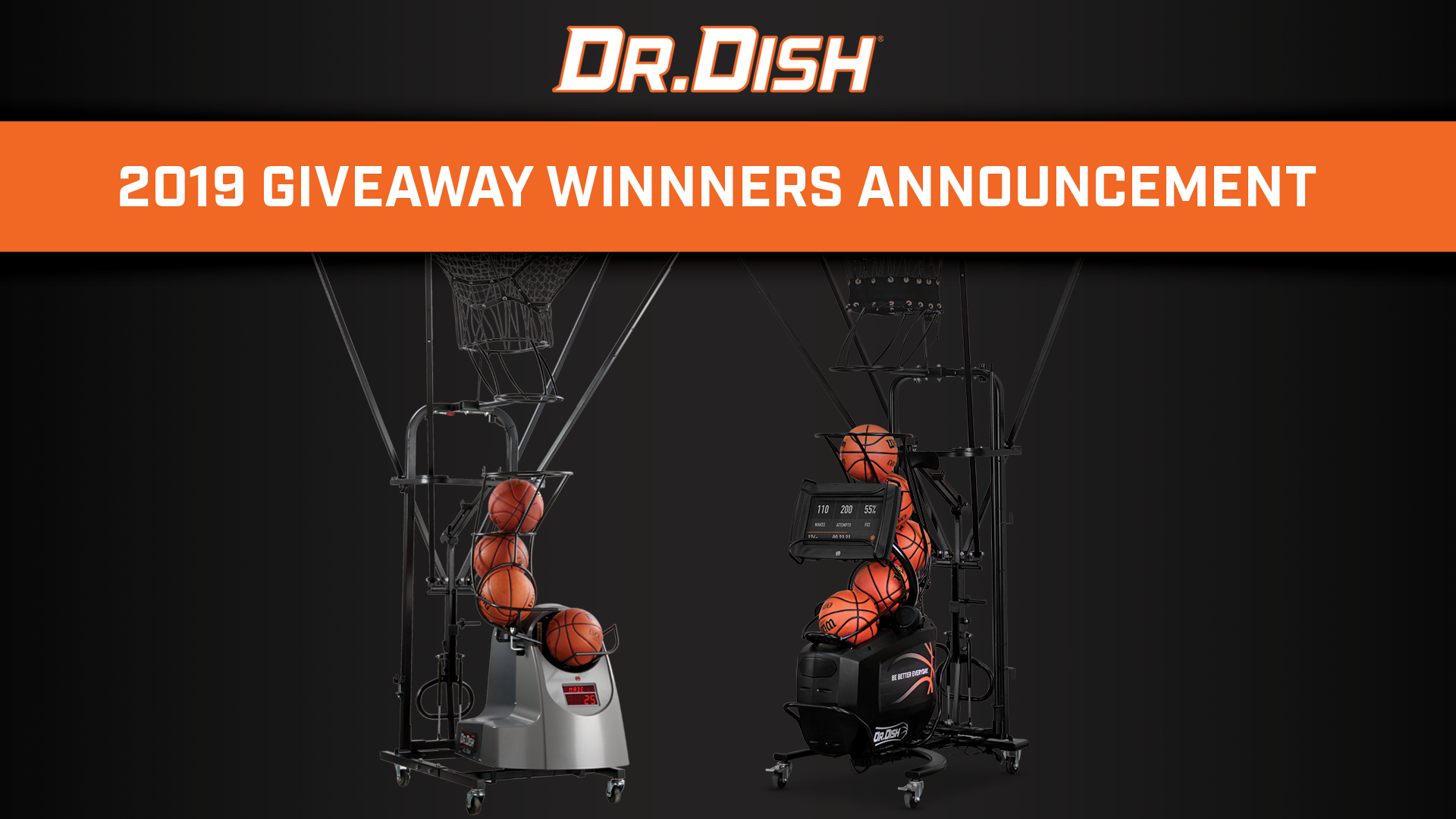 Congrats to Our Nationwide Dr. Dish Giveaway Winners!