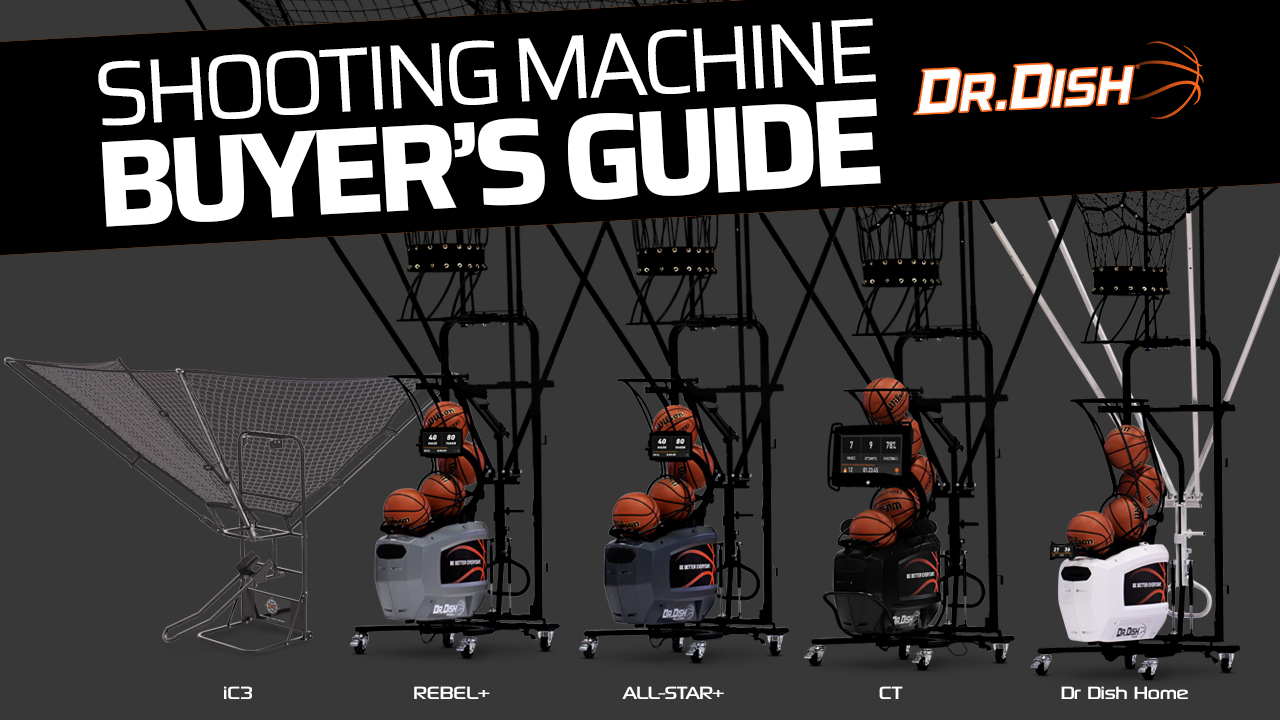 Basketball Shooting Machines: A Buyers Guide