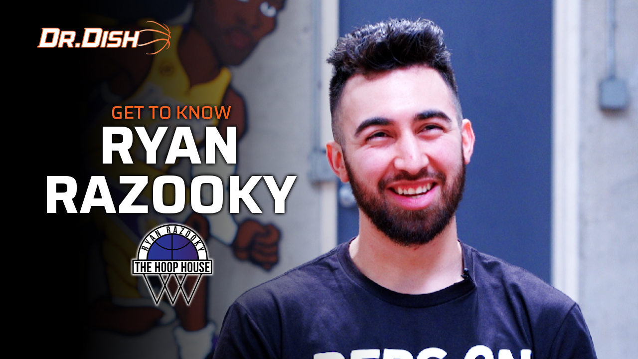 Get to Know Elite Skills Trainer Ryan Razooky #DrDishFam