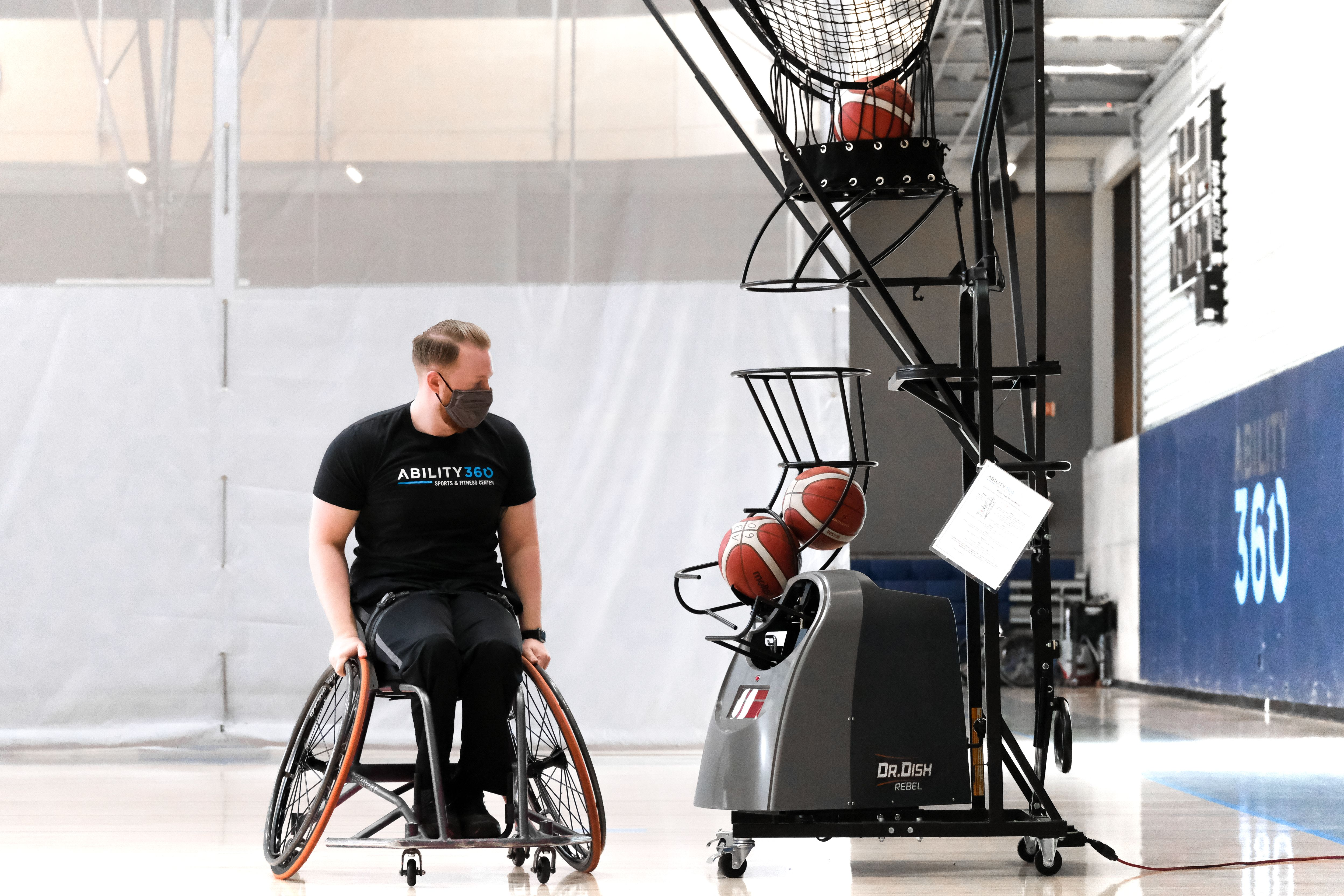 USA's Dominance On the Court Translates to Wheelchair Basketball