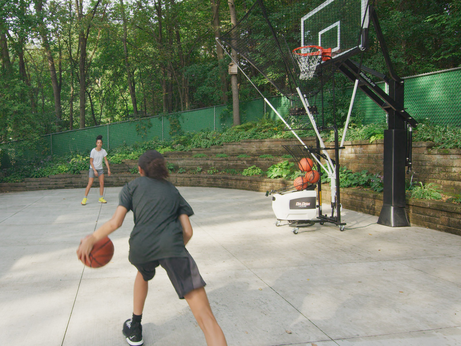 Basketball Training: Practice Versus Skill Development