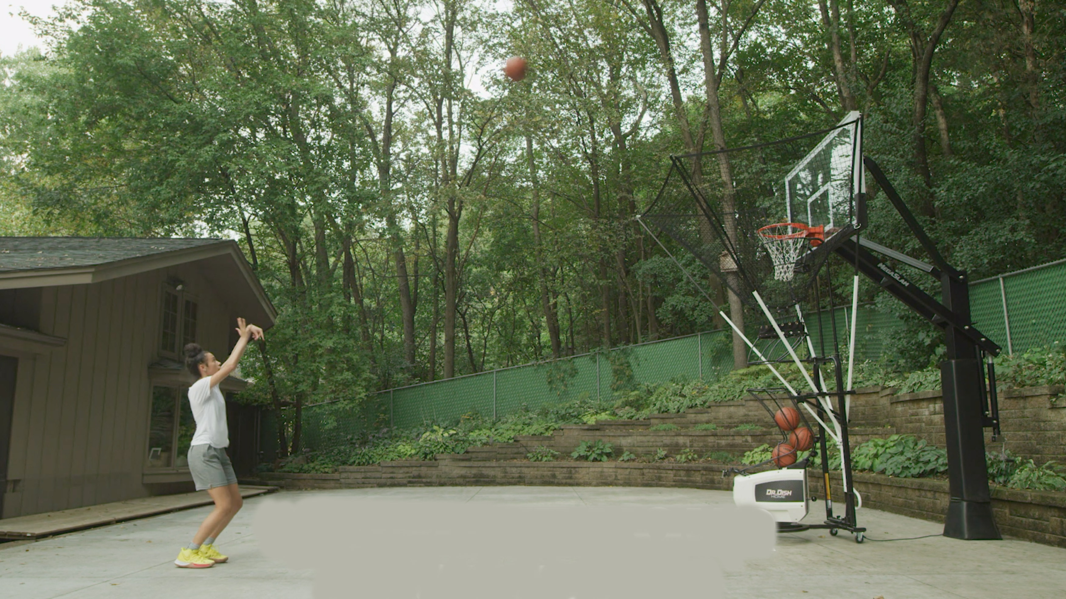 7 Steps to Building Your At Home Basketball Court