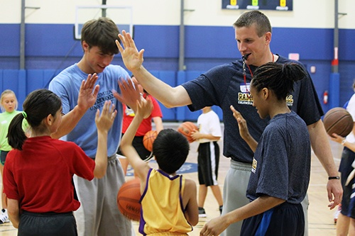 Youth Basketball Drills: 4 Ways to Motivate Young Players
