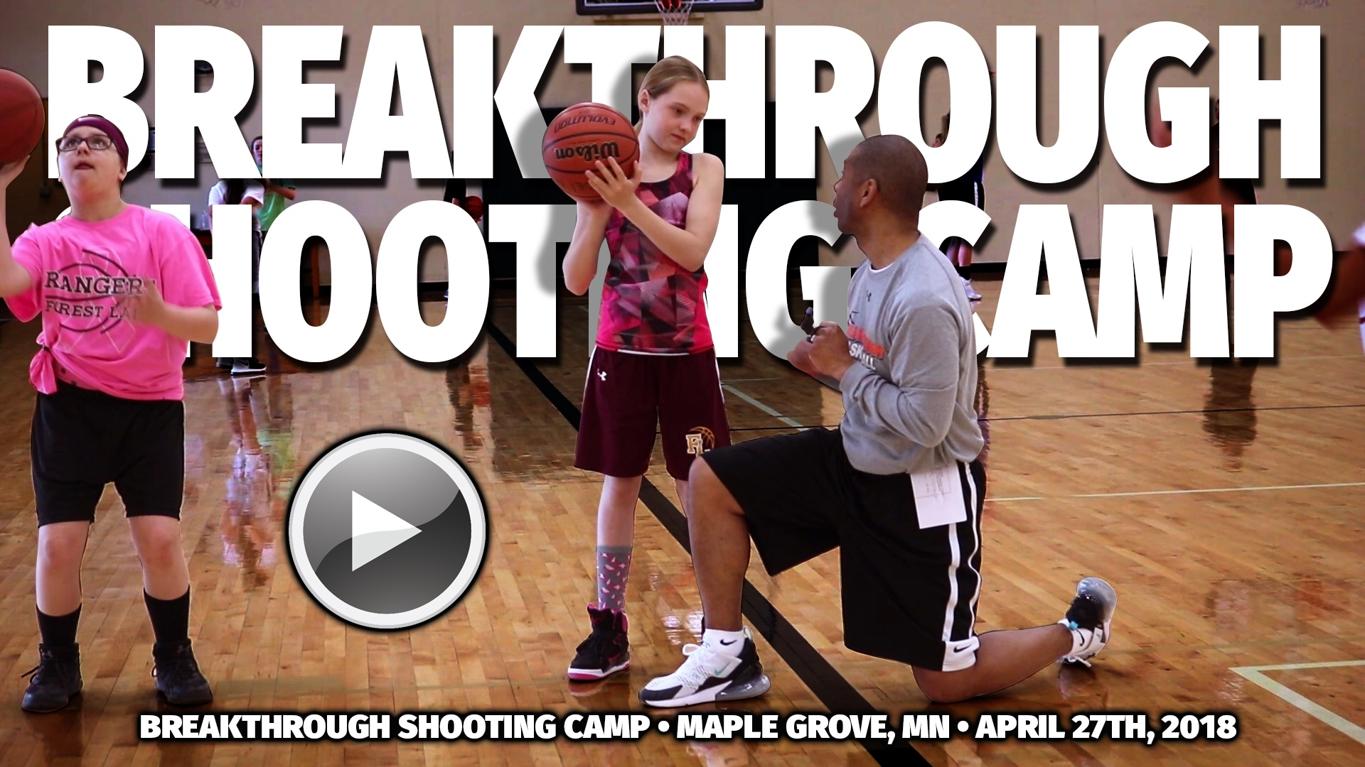 The Best Basketball Shooting Camp: Breakthrough Basketball & Dr. Dish