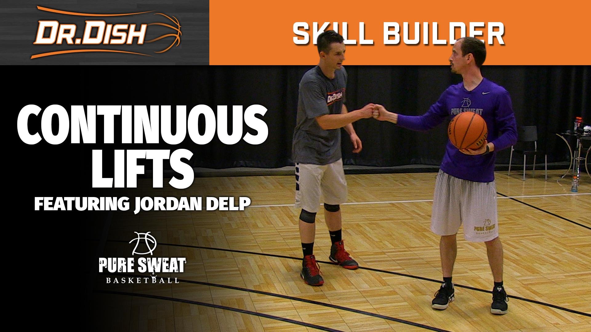 Continuous Lift Shooting with Jordan Delp
