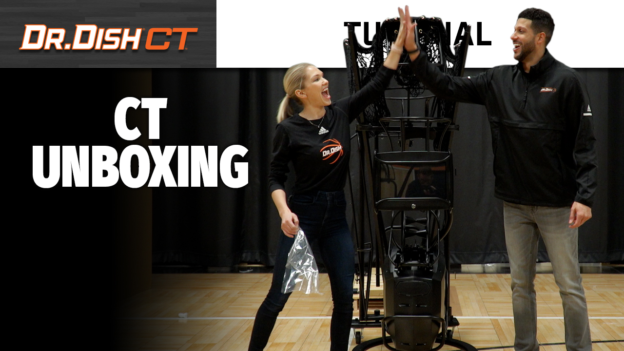 Dr. Dish CT Unboxing (video reveal)