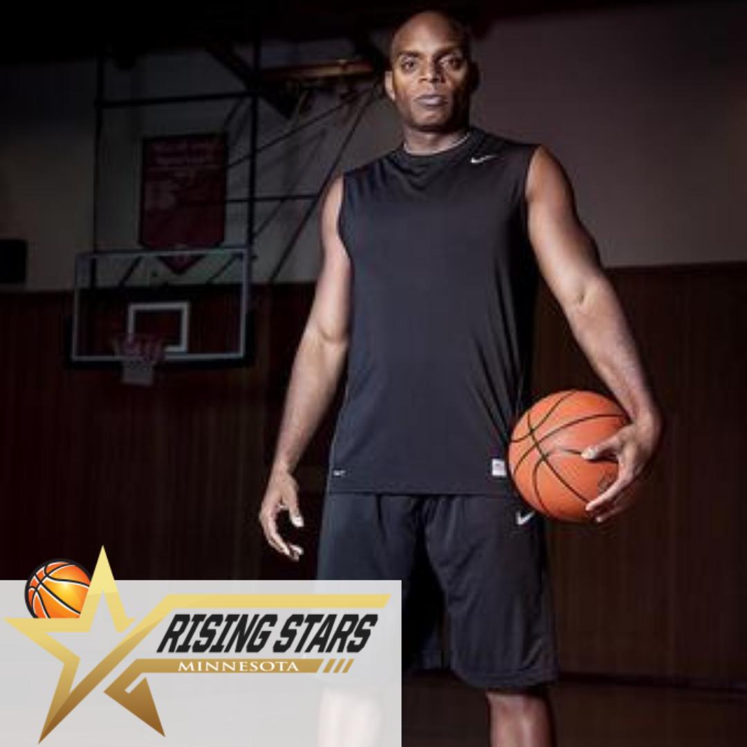 Dr. Dish Partners with Rising Stars Sports Academy & NBA Skills Trainer Chris Thomas