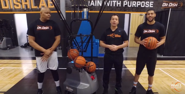 Corner Lift Shooting with Coach Nick of BballBreakdown