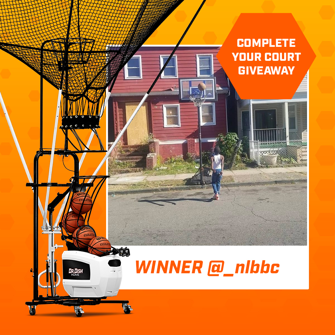 Complete Your Court Dr. Dish Giveaway Recap