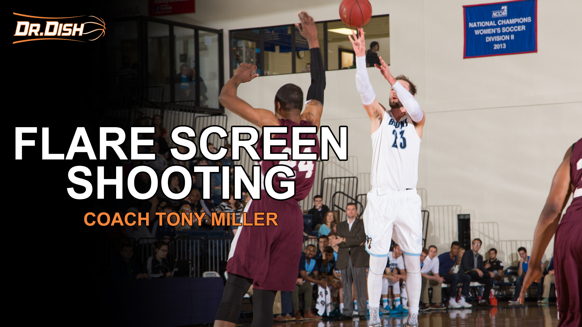 Basketball Drills: Flare Screen Shooting with Tony Miller