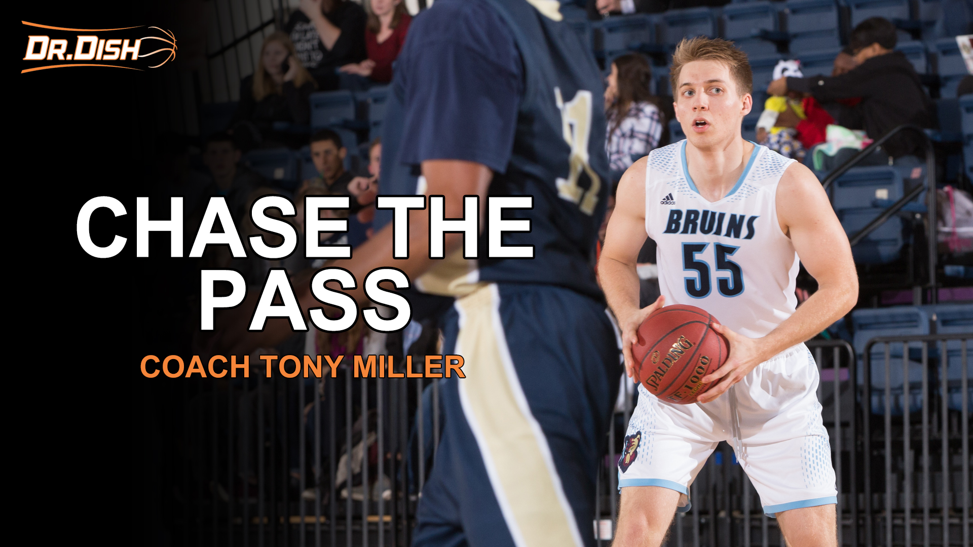 Basketball Drills: Chase the Pass with Coach Tony Miller