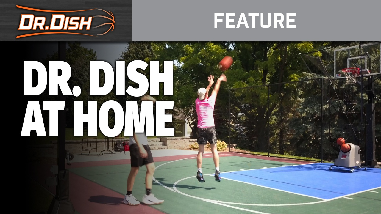 The Ultimate Basketball Holiday Gift: Dr. Dish At Home