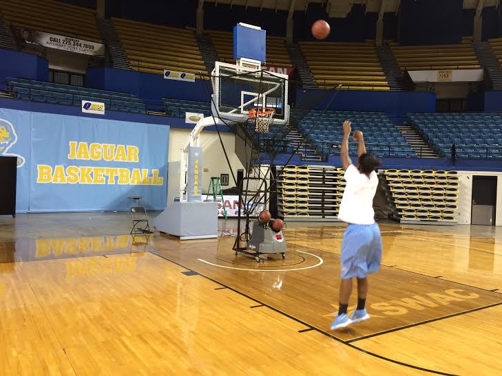 Basketball Shooting Machines and 3 Factors of