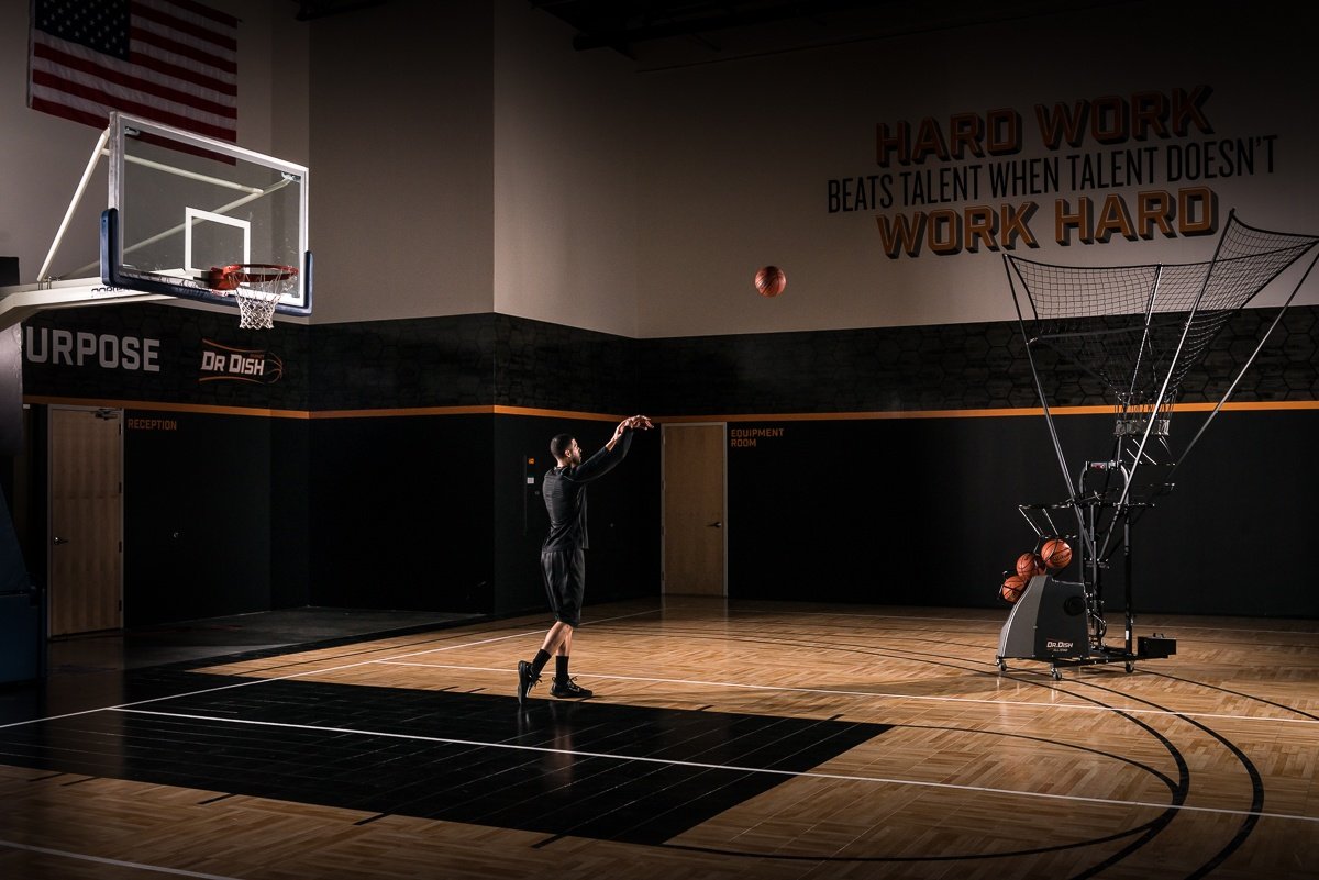 Innovation Never Stops: Dr. Dish Launches New Away From the Basket Technology in Skill Builder
