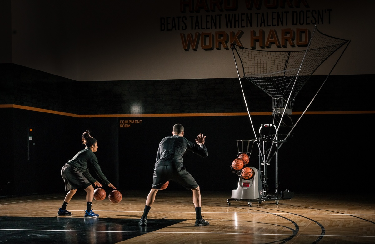 The Perfect Basketball Warm-Up Routine