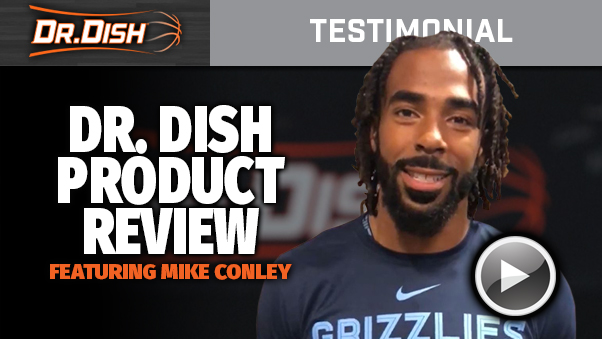 Welcome to the Dr. Dish Family, Mike Conley Jr.