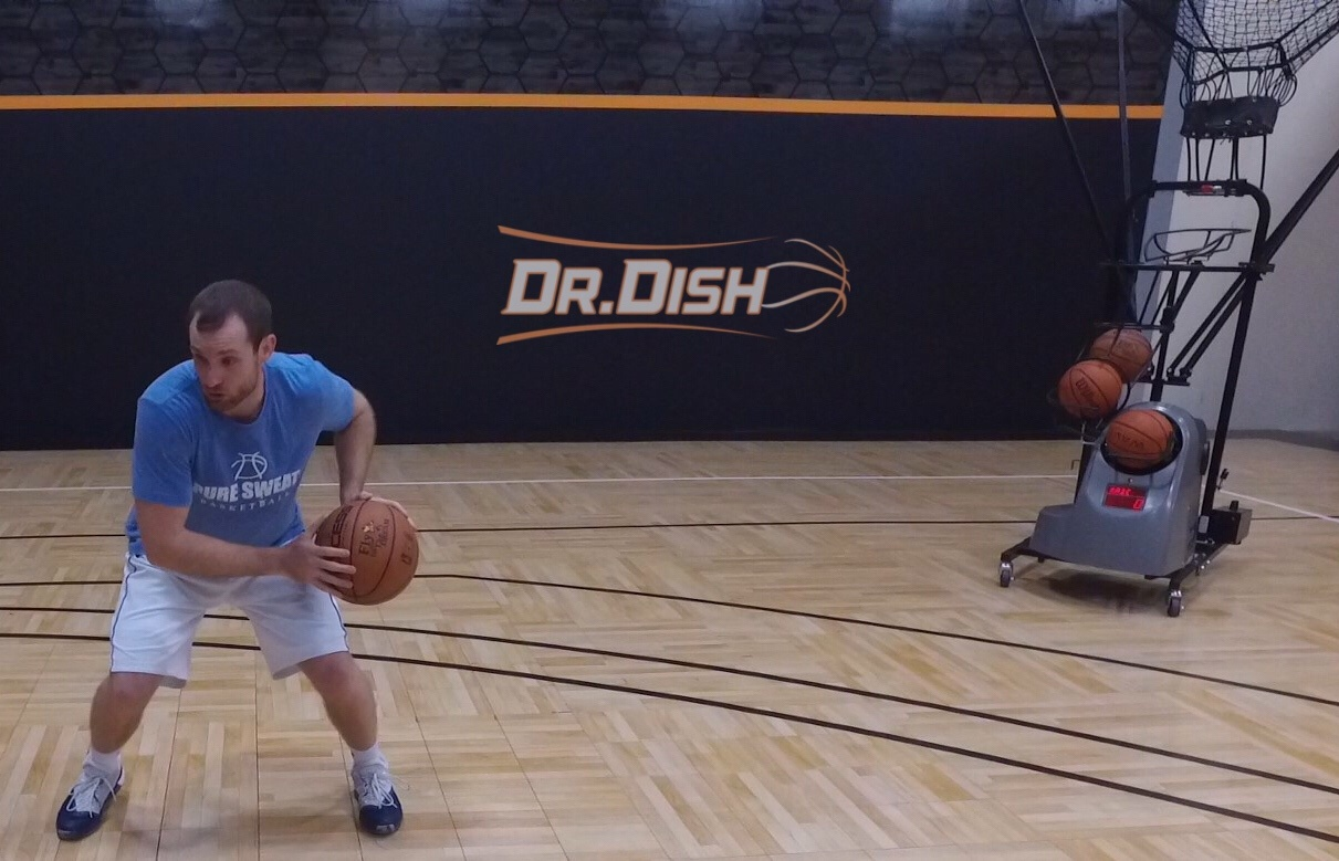Dr. Dish Partners with Pure Sweat Basketball