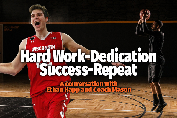 Becoming an All-American & Pro Player: A Conversation with Ethan Happ