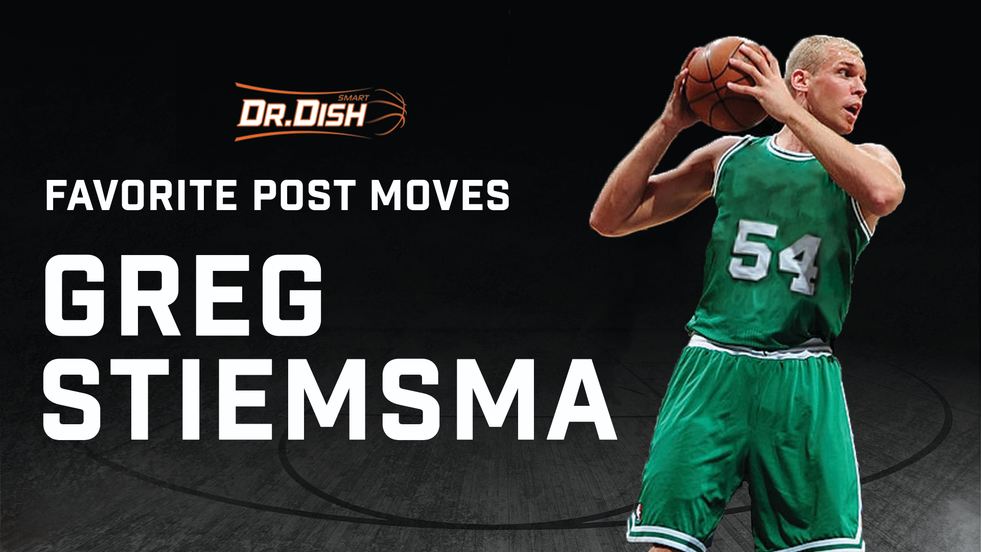 Basketball Drills: Greg Stiemsma's Favorite NBA Move