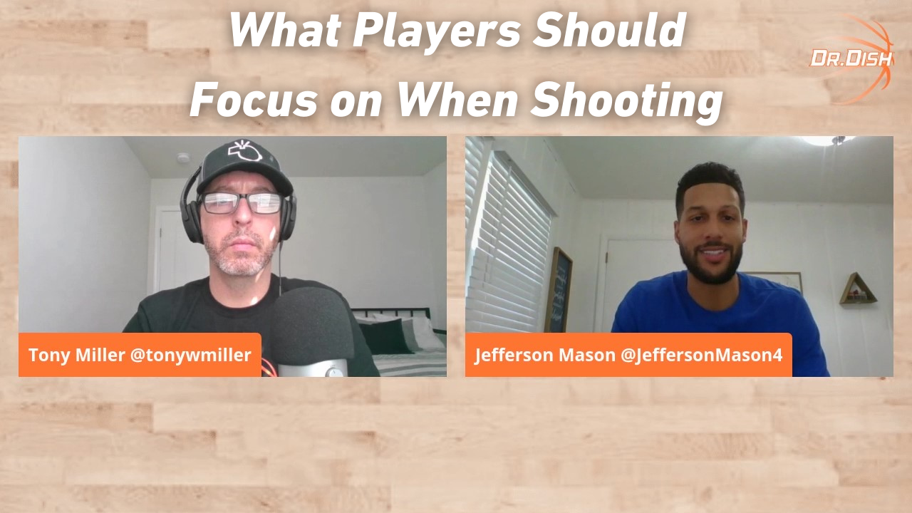What Players Should Focus on When Shooting with Coach Miller and Coach Mason