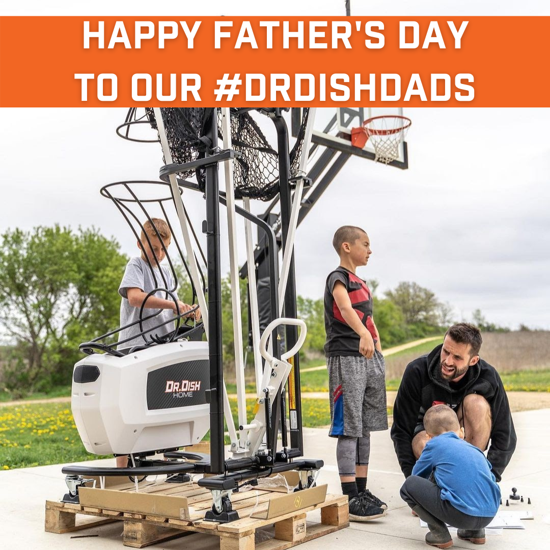Happy Father's Day to Our #DrDishDads