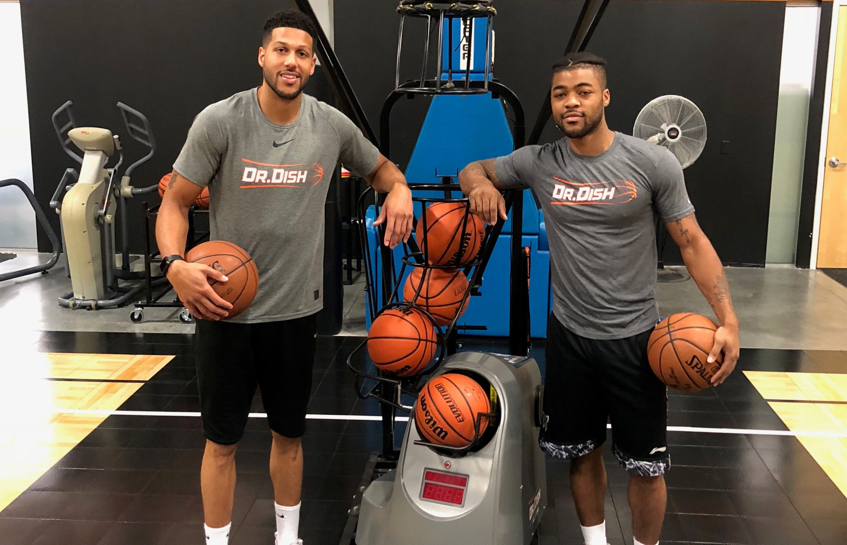 Sacramento Kings Point Guard, Frank Mason III Visits the Dish Lab